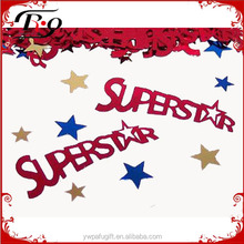 superstar confetti