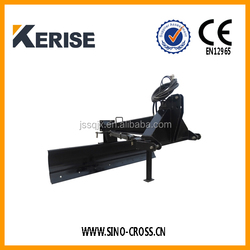 Tractor hydraulic rear blade with CE