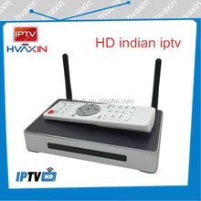 2015 best selling ,arabic indian iptv box No monthly payment with over 1000 free tv channels tv box