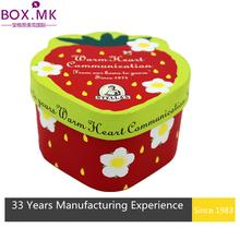 2015 New Design Customized Paper Gift Box