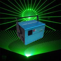5w high power laser show stage lighting green beam show laser light