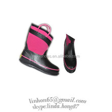 Neoprene Rubber Rain Boots Shoes