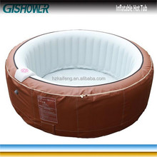 1 person portable hot tub for outdoor using