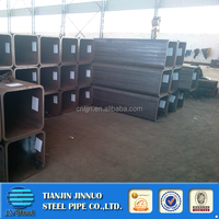 Hollow section standard size steel tube