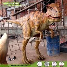 Dinosaurio andante disfraz para adultos