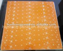 60x60 pvc ceiling panel tiles