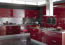 Modern style new kitchen joinery
