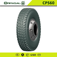 Chinese brand Compasal Heavi duty Truck tyre 1000R20 top truck tire with AEOLUS Quality