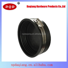 Alibaba Supply ISO 9001 Certificated Rubber Lined Pipe Clamp