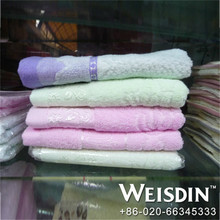100% organic cotton chinese imports wholesale hot&cold mini towel for gulf airline