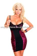 A2255 underwired graceful lady lingerie with matching thong
