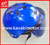 New style blue racing bikecycle helmet for children adult