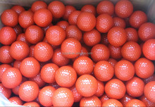 10 years golf factory - 2 pieces high quality color golf balls