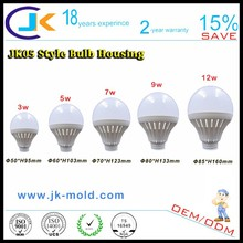 Hot sale led plastic lamp bulb cover replace the traditional halogen lamp