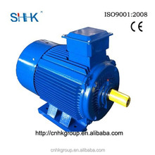 IE2 squirrel cage three phase induction motors