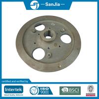 Small Forged Steel Diesel Flywheel and Flywheel Parts
