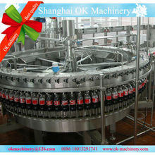 manual carbonated drink canning machine