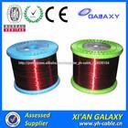 10% 30% 40% de teor de Cu EI / AIW Class130 155 180 200 220 de cobre esmaltado fio de alumínio revestido