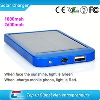 1800mah polysilicon solar charger case for ipad