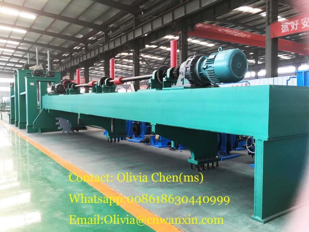 main galvanizing part
