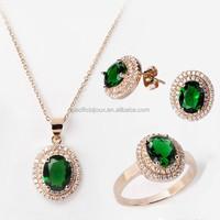 saudi gold jewellery micro pave setting jewelry