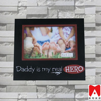 China supplier new products table top easels wholesale wedding family picture frame