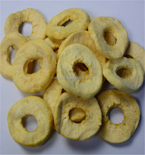 Chinese Bulk Dehydrated/Dry/Dried Apple Ring Preserved Fruits Cheap Price