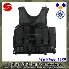 Lightweight Modular Integrated side pouches SWAT vest SWAT combat vest