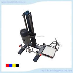 High speed variable frequency desktop pad / silk screen printing Mini ink mixing machine