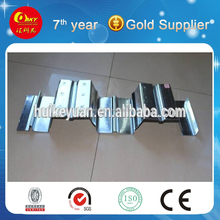 Decking roled machine , channel floor tile rolled mill , cold formed line