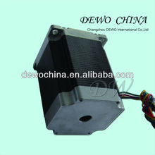 high power 3d printer nema 23 stepping motor, 57mm stepper motor power supply