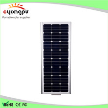 Easy Installation All In One Outdoor Solar Street Light