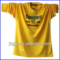 WUE-5 100 cotton t shirts full print t shirts dry fit t-shirt