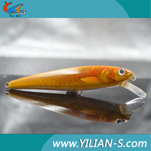 Arrival 2016 lures 3D eyes 4.4 inch 11g minnow lures pesca , salmon lure , saltwater lures