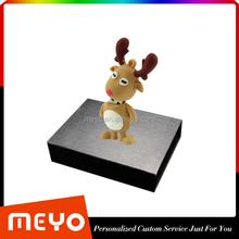Warehouse Custom made Cartoon USB Flash Drive Christmas Gift Item