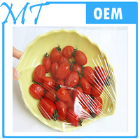 pvc stretch cling film for food packing
