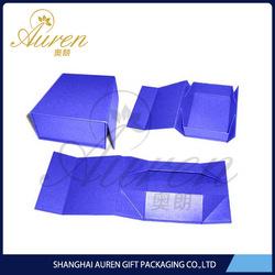 online shopping one piece folding box maker