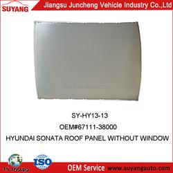 Roof panel hot sell car accessories appy to HYUNDAI SONATA korean car
