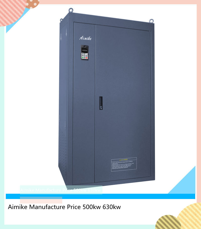 China 500kw fan motor frequency inverter shenzhen 3 phase for Inverter for 3 phase motor