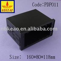 plastic digital panel meter enclosure