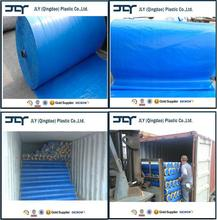 1.83x100M 110gsm blue Economic Waterproof PE tarpaulin rolls
