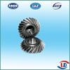 ISO 9001 China 6/35 CNC steel forging bevel gear for VOLVO