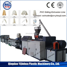 PVC Decorative Panel Extruder Siding/Vinyl Making Machine