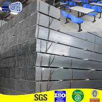 Mild Steel Gi Steel ERW Dining Table Pipe