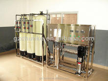 500L FRP mobile borehole dialysis water treatment plant systems for water treatment