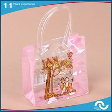 Promotional Fashionable Pvc Beach Bag, Packaging Pvc Bag For Gift