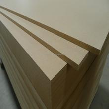 De alta qualidade de mdf cru / plain mdf / madeira mdf