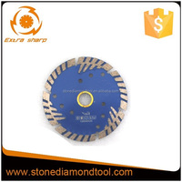 Tiger Segmented Turbo Flush Cut Blade