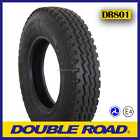 CHINA TIRE DOUBLE ROAD BRAND 11r22.5 12r22.5 13r22.5 11r24.5 TRUCK TIRE /CAR TIRE