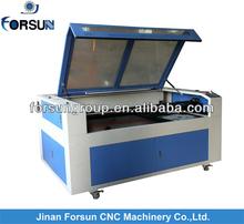 BEST PRICE!!! FSL1290 fashion accessories laser engraving machine
